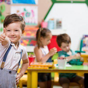 Zašto deca treba da idu vrtić