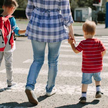 Vodič za bezbednost dece – pešaka u saobraćaju