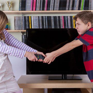 Svađe između braće i sestara tinejdžera