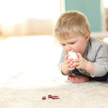Prevencija davljenja i gušenja u kući