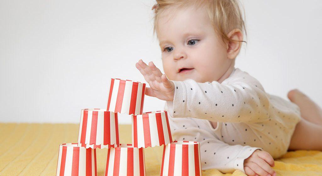 Razvoj malog deteta od 12. do 15. meseca