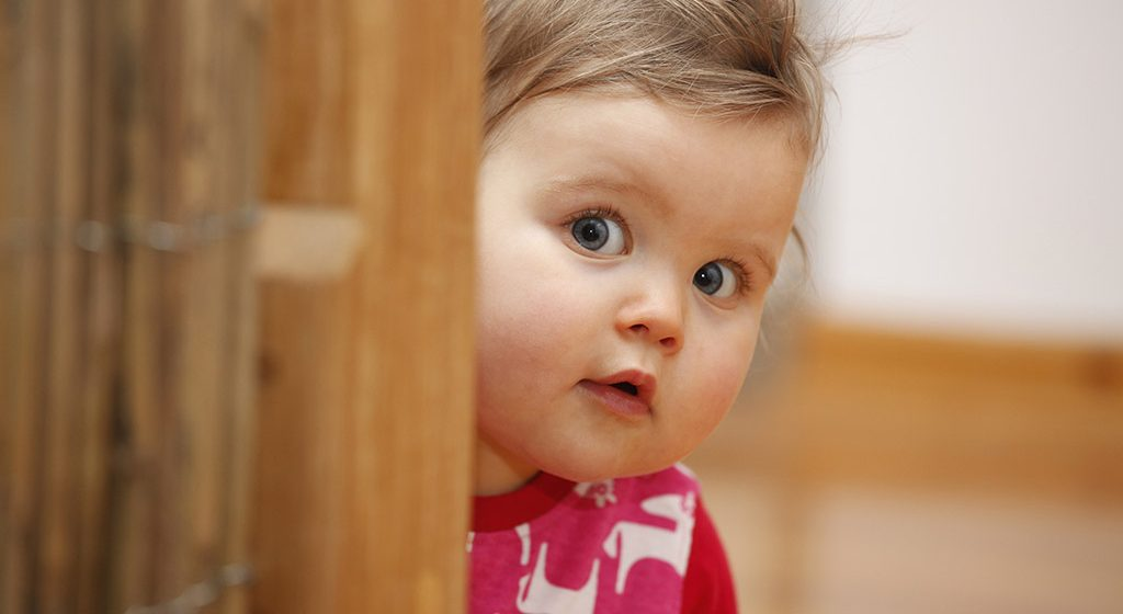 Razvoj malog deteta od 15. do 18. meseca