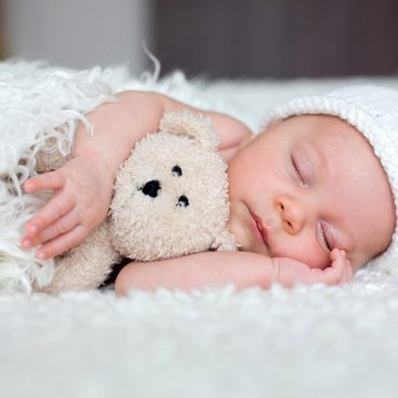 Koliko je sna bebama potrebno?