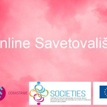 Online savetovalište za roditelje male dece sa razvojnim teškoćama